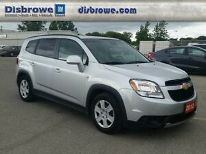 2012 Chevrolet Orlando   - Certified - Low Mileage