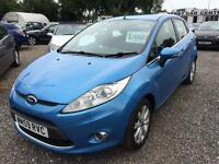 2010 FORD FIESTA 1.25 Zetec [82] LOW INSURANCE LOW MILEAGE