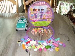 Beau lot Polly Pocket  450-994-2242