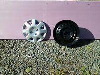 New rims / hubcaps