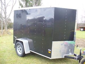 Used 5x8 WellsCargo trailer