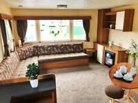 Heated caravan for sale in Towyn, Ty Mawr