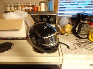 HJC HEATED HELMET EXCELLENT CONDITION IN ORIGINAL BOX