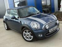 MINI Cooper 2010 Horizon Blue R56 - Chili Pack, Bluetooth