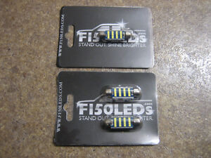 09-14 F150 DOME LIGHT LED BULBS FOR SALE !!  BRAND NEW !!!