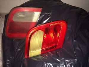 Tail light on trunk BMW