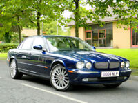 "2004 (04 Reg)Jaguar XJ 4.2 V8 XJR 4dr WITH FJSH+1P/KEEPER+20"" WHEELS+TOP SPEC!"
