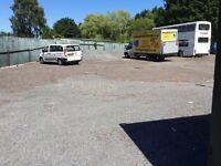 Open Storage Yard Plots   To Let
