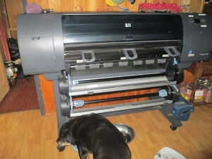 hp design jet 4500ps Strathcona County Edmonton Area image 2
