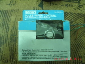 PULSE WIPER CONTROL AND LOW WASHER FLUID MONITOR CONTROL IN ORIG