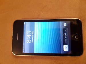 FS: iphone 3gs with external video screen
