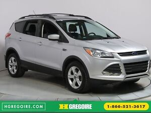 2014 Ford Escape SE 4WD A/C GR ELECT MAGS BLUETOOTH CAM.RECUL
