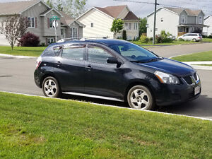 2009 Pontiac vibe up for trade