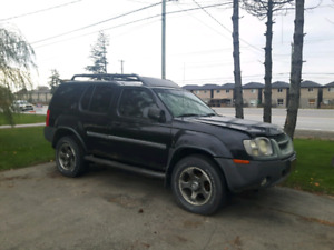 Xterra 2002 supercharged