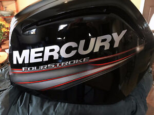 Mercury Decals for Outboard Engine