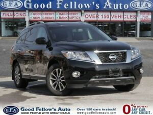 2014 Nissan Pathfinder SL MODEL,FWD,LEATHER SEATS, 7PASSENGER