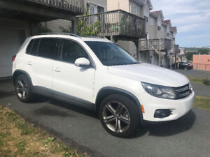 2017 Volkswagen Tiguan Highline SUV, Crossover Lease Takeover