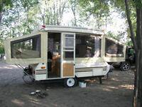 Tente-roulotte BONAIR BA 1050 1988