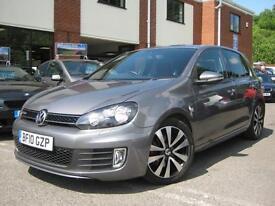 2010 10-Reg VW Golf 2.0 tdi GTD 170,2 OWNERS,8 VW SERVICE STAMPS!!!!!