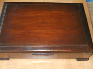 Vintage Flatware in lovely wooden box