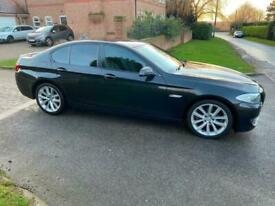 image for 2010 (60) BMW 520d SE F10 LONG MOT RUNS/DRIVES GREAT LEATHER CRUISE SAT NAV
