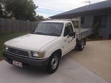 1999 Toyota Hilux Workmate 2.7-urgent sale Airlie Beach Whitsundays Area Preview