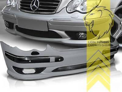 Frontstoßstange für Mercedes Benz C-Klasse W203 Limousine S203 T-Modell für PDC