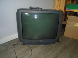Télévision à tube 31 pouces 1998