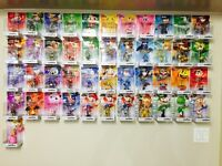 Entire Amiibo Collection - NA Versions- Wave 1/2/3/4/5