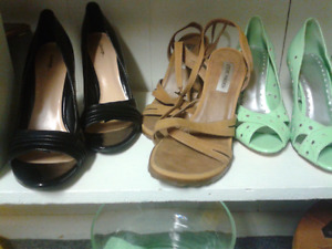 Shoes,boots and sandals at Second Stage