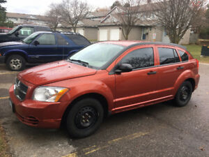 2008 Dodge Caliber Hatchback - Private Sale
