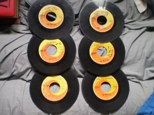 45 tour the beatles/please please me/twist and shout/lady madona