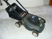 14 inch Electric Lawnmower