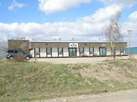 County Industrial Shop and Office For Rent