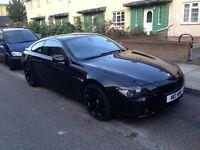QUICK SALE! BMW 645CI V8 petrol not a Audi,merc