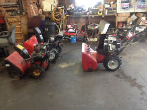 Lawnmower/Snowblower repair business FOR SALE CHEAP/BARGAIN >> .