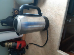 Stainless steal kettle