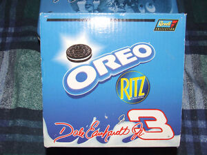 Dale Earnhardt Jr Oreo Cookie Car (With COA) - $20.00