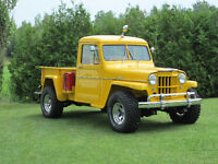 Pick-up Jeep Willys 1959