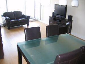 Downtown furnished studio, ideal for relocation