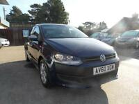 10 (60) VW POLO 1.2 SE 5DR, ONE PREVIOUS OWNER, DEALER SERVICE HISTORY