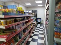 OFF LICENCE WITH POST OFFICE FOR QUICK SALE