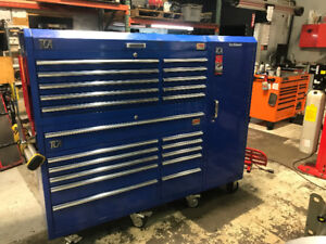 "TCA 56"" tool box top chest and locker"