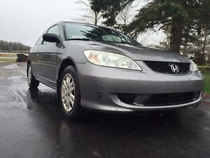 2005 Civic Mvi BRAND NEW WINTERS