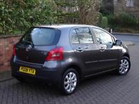 2008 08 Toyota Yaris 1.4 D-4D TR 5 Door..VERY ECONOMICAL ..£30 ANNUAL TAX !!