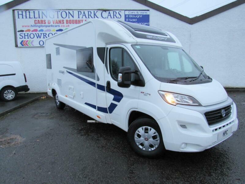 Fonkelnieuw 2017 Fiat DUCATO (290/295), motor home, only 10750 miles from CI-28