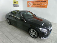 Mercedes-C220 2.1CDI 168bhp BlueTec 7G-Tronic AMG***BUY FOR ONLY £122 PER WEEK**