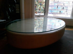 Large coffee table...