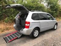 2011 Kia Sedona 2.2 CRDi 2 5dr AUTOMATIC WHEELCHAIR ACCESSIBLE VEHICLE 5 door...