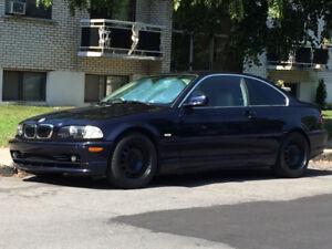 BMW 3 Coupe 150 000km 2002